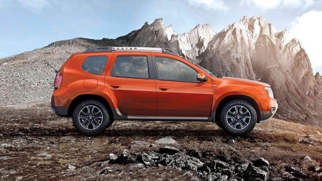 Renault Duster - фото 276781