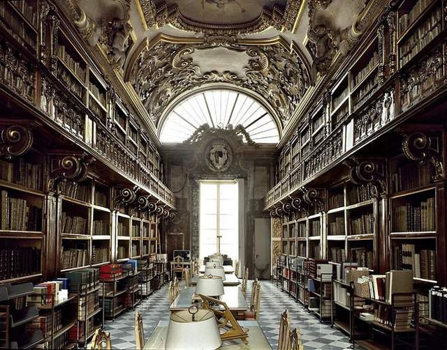 Riccardian Library, Firenze, Italy - фото 278672