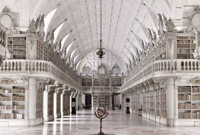 Palace Of Mafra Library, Mafra, Portugal - фото 278665