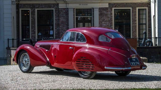Alfa Romeo 1939 року - фото 285684